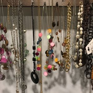 Wholesale jewelry and clothing lot 30 items